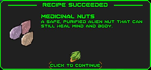Medicinal nuts-recipe