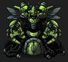 Cyborg Hiver Queen