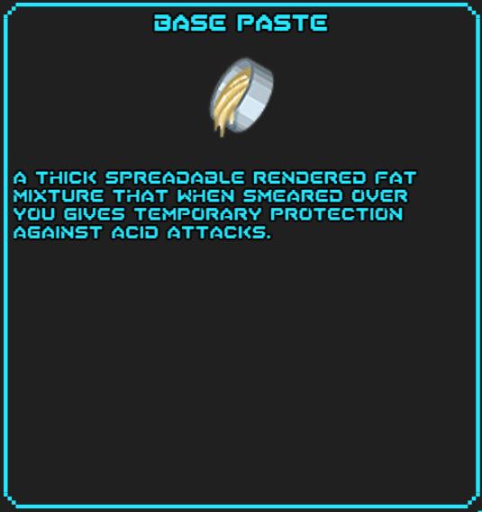Base Paste