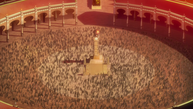 File:Town of Beginnings' central plaza from a distance.png