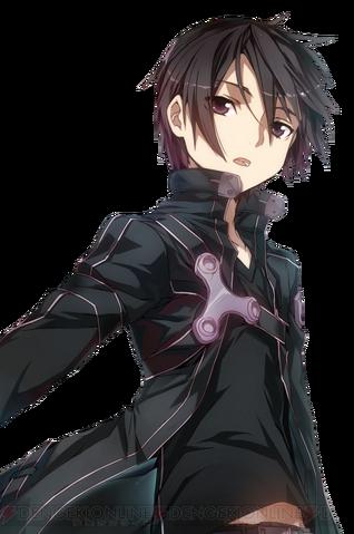 File:Kirito kun SAO render.png