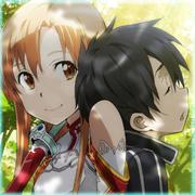 Tw icon asuna&kirito