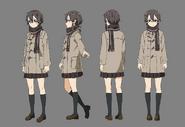 Shino Character Design