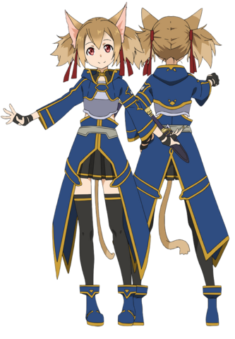 File:Silica PB Character Design.png