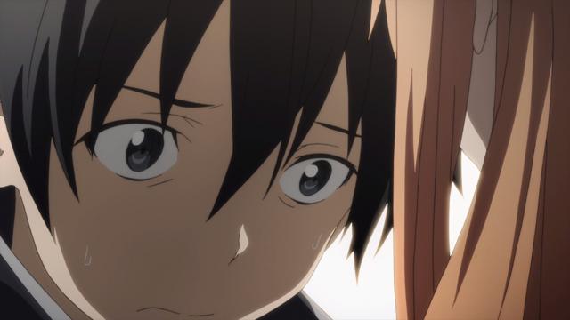 File:Kirito worrying about Asuna.png