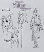 Anime Perfect Guide Yulier Concept