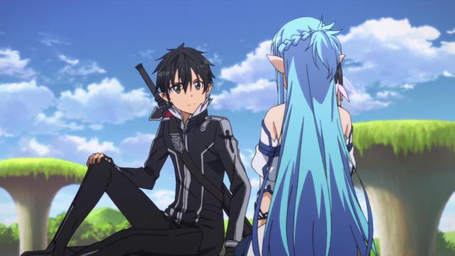 File:Kirito telling Asuna about converting to GGO.png