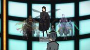 Kazuto choosing a Spriggan as his avatar