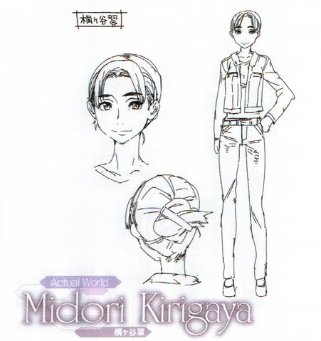 File:Midori Kirigaya The Perfect Guide Animation Sword Art Online .png