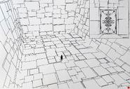 Floor 27 - Labyrinth Trap Room-Anime Sword Art Online no Subete artbook