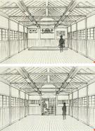 Design Works Kirigaya Residence dojo and dojos shrine