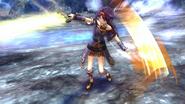 Yuuki Hollow Realization combat