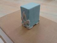 Sao clay crystal 8