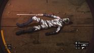 Pale Rider shot by Death Gun