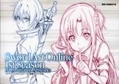 Sword Art Online 1st Season All Animation Artworks