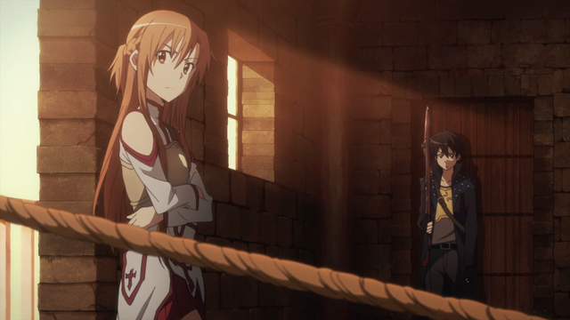 File:Asuna and Kirito Investigating.png