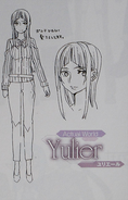 Anime Perfect Guide Yulier real life concept