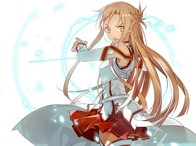 File:Dengeki Bunko FIGHTING CLIMAX IGNITION Special Pack Asuna Illustration.png