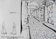 Floor 01-Hidden Dungeon- Design Works art book