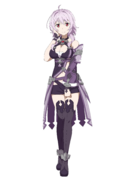 Strea Hollow Realization character design