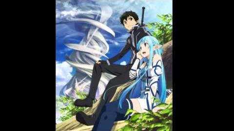 "Sword Art Online Lost Song "" シンシアの光 "" Cynthia No Hikari ~ Main Theme"