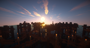 Medai Sunset
