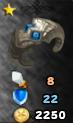Azure Champion Belt Arena Icon