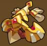 6th hero's Emblem