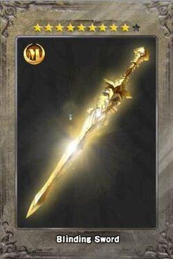 Blinding Sword