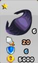 Black Mask Icon