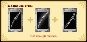 Secret scroll requirement