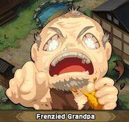 Frenzied Grandpa