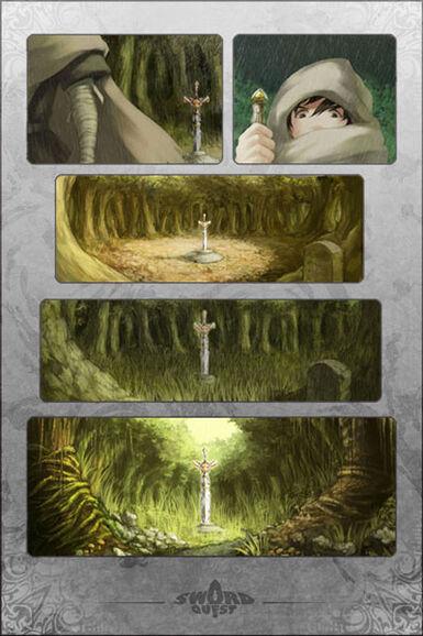 Eternity Manga