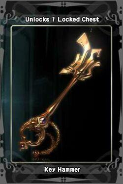 Key Hammer