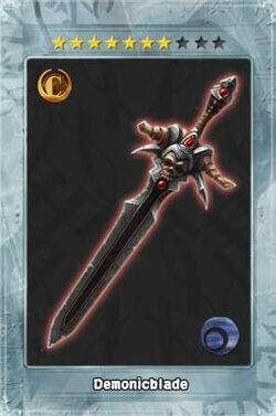 Demonicblade New