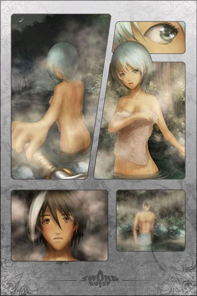 Silvermoon Manga