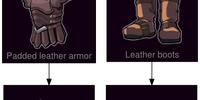 Yeti armor