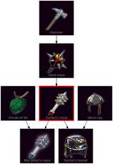 ResearchTree Soldiers mace