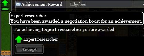 Expert researcher reward