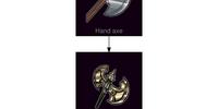 Assault axe