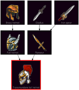 ResearchTree Transmundane full helmet