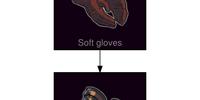 Iron gauntlets