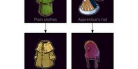 Monk's cloak