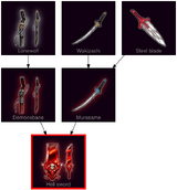 ResearchTree Hell sword