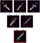 ResearchTree Vorpal sword