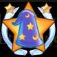 Veteran sorceress achievement button
