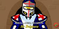 Sir Belgrave