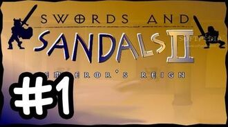 Swords And Sandals 2 Emperor's Reign Pilot Episode