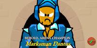 Marksman Dantus