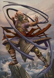 Taash Martial artist